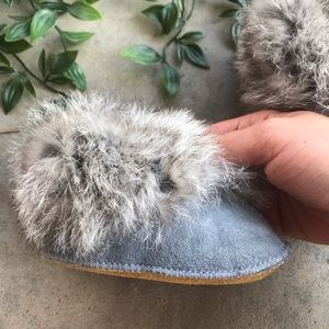 Other - Baby Sheepskin Fur Boot Slippers